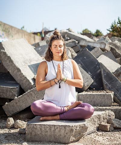 Yoga mit Sibel Offenbach & Frankfurt