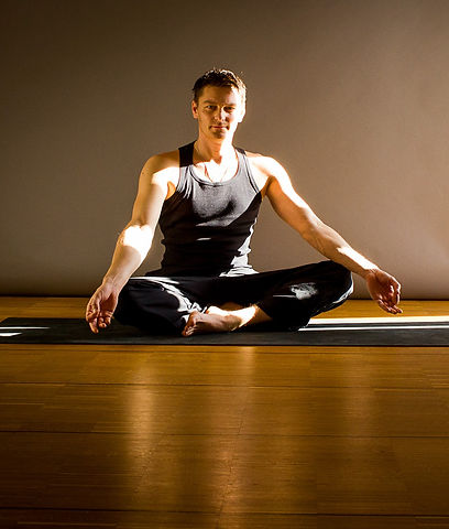 Yoga mit Jochen Offenbach & Frankfurt