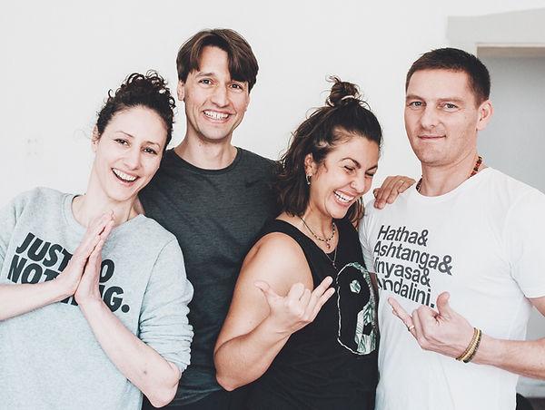 Yogaladen Founder aus Frankfurt Offenbach un Oberursel