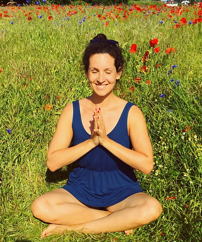 Yoga mit Sarah Offenbach & Frankfurt
