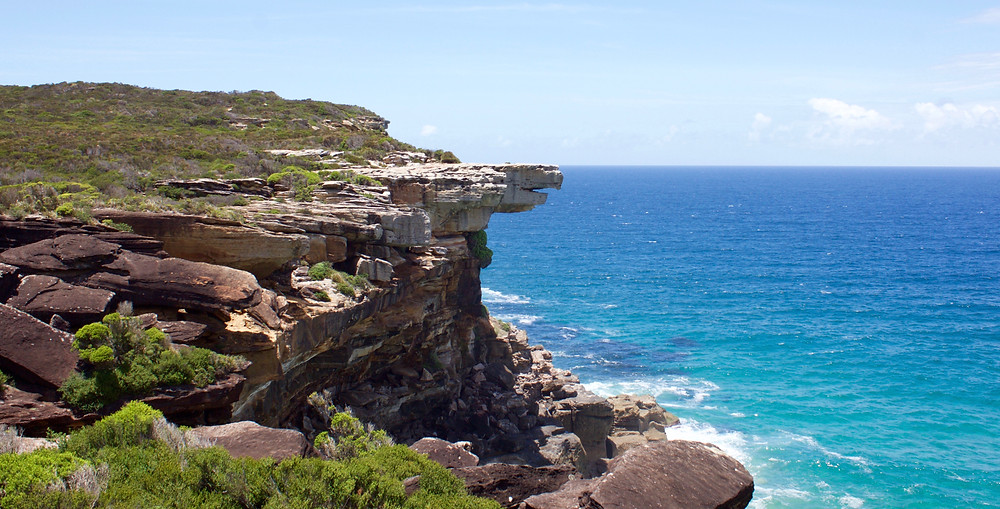 Eagle Rock - Sydney Royal National Park