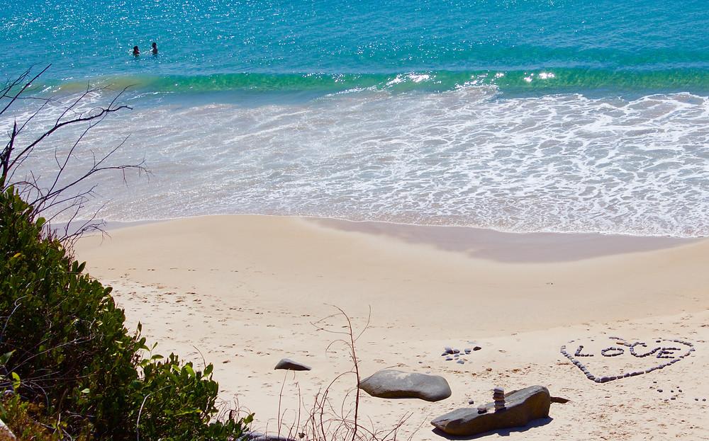 Noosa National Park beaches