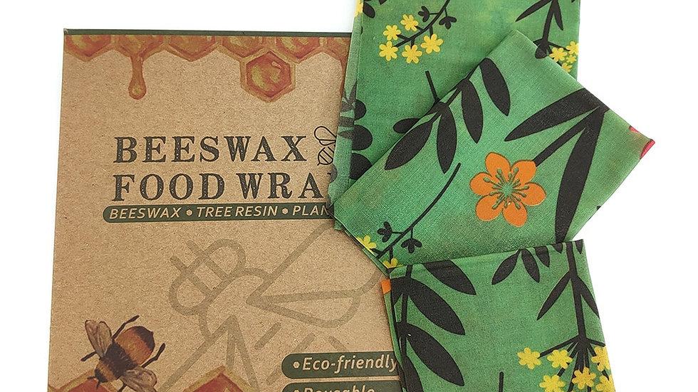 Natural Beeswax Food Wraps