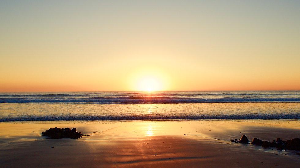 Great Ocean Sunrise