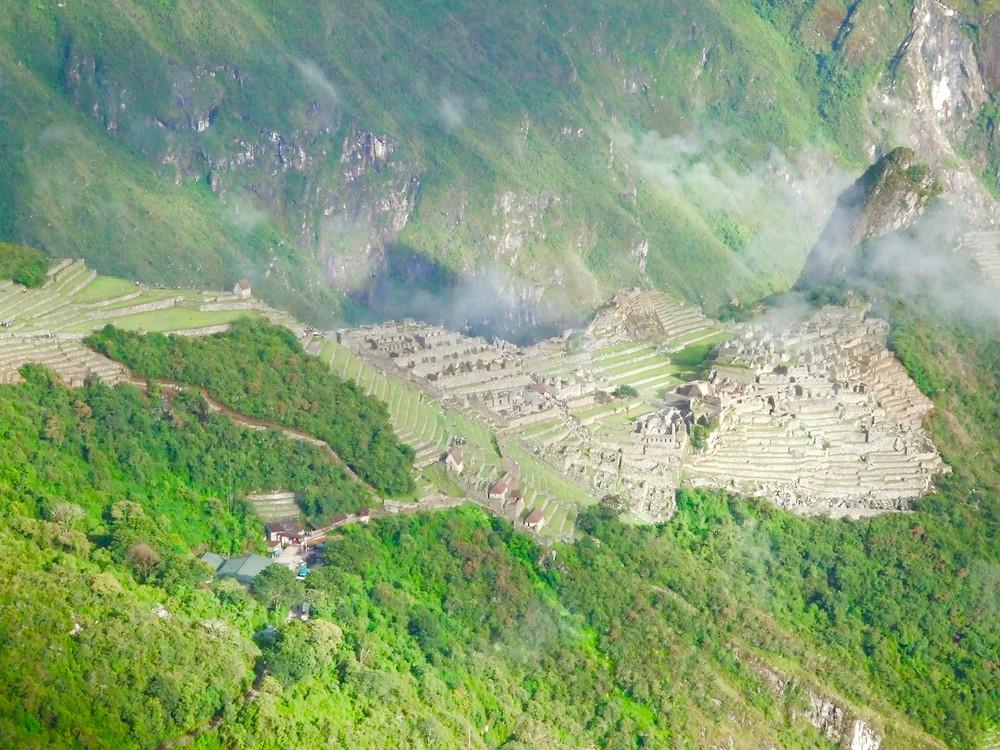 Sun Gate to Macchu Picchu