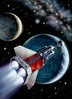 Ion Starship 2