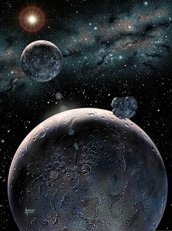 Pluto & Charon 1