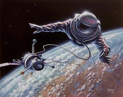 Soviet Space Walk