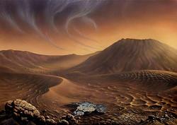 Beagle 2 on Mars