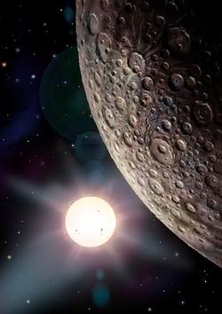 Mercury & Sun