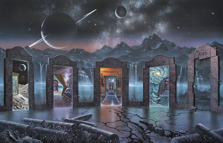 Portals to Infinity