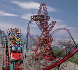 Olympic Roller Coaster