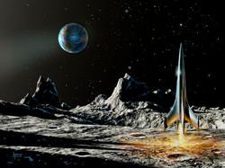Retro Rocket: Moon