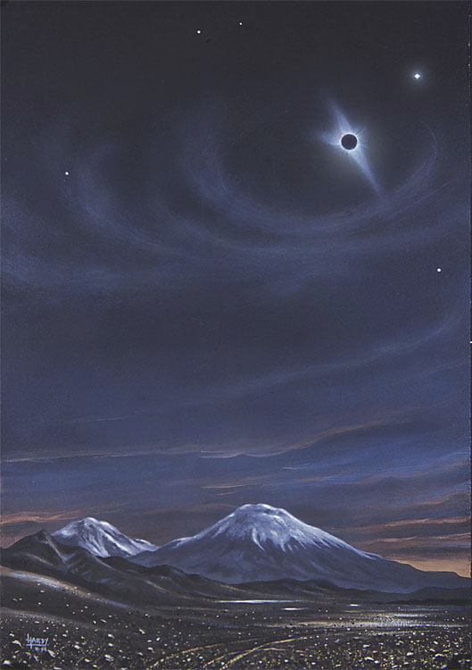 Eclipse Chile '94