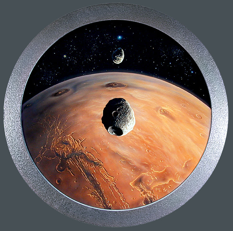 Mars Porthole