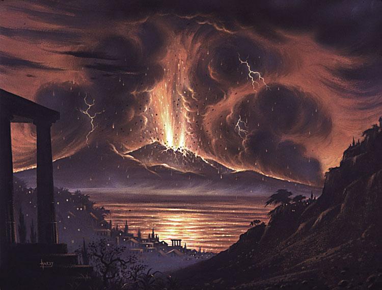 Vesuvius AD79
