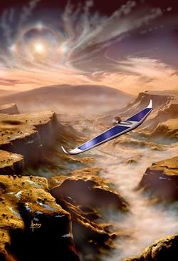 Martian Canyon