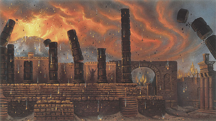 The Fall of Pompeii