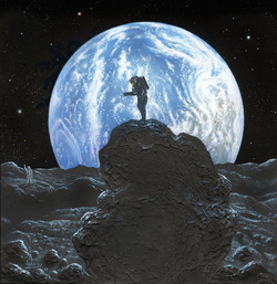 Moon Rock '09.
