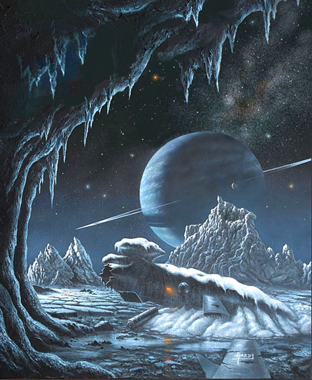Analog Ice Moon