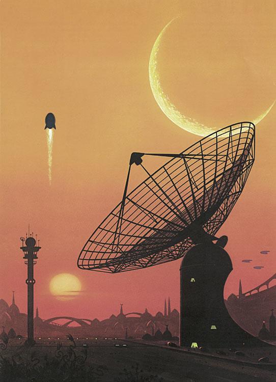 Alien Radio Tel
