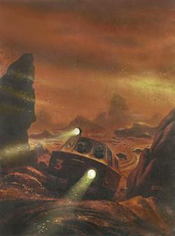 Venus surface '70