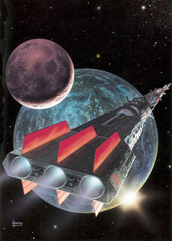 Ion Starship