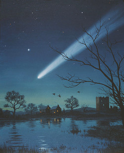 When Comets Were Comets….