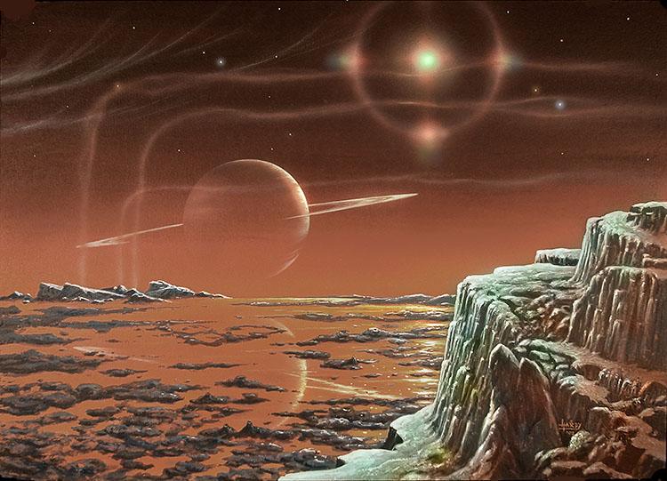 Alien Titan