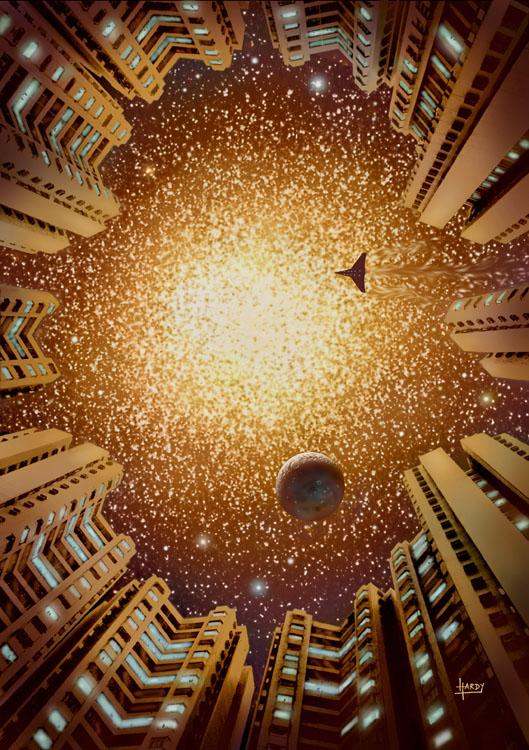 Life in a Globular Cluster