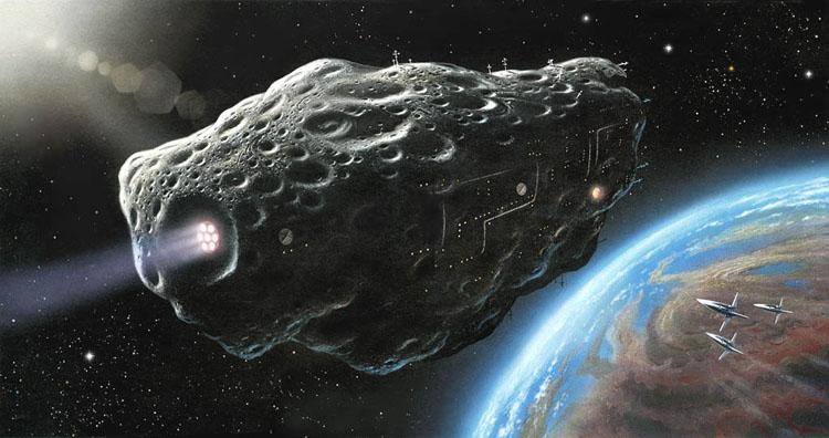 Asteroid Ark