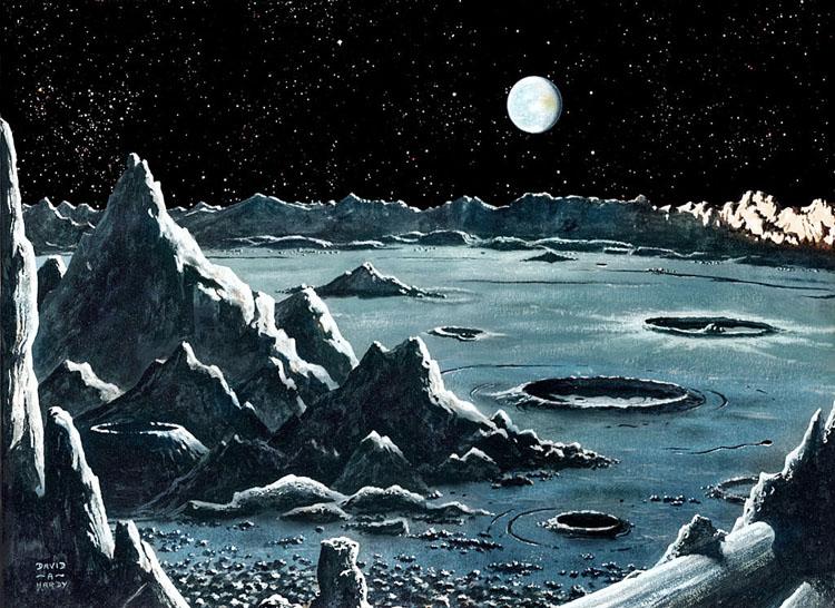 Earthlight, 1952