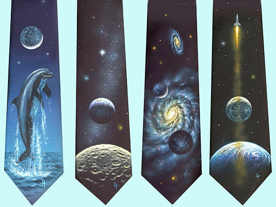 We regret that Individual hand-painted ties are not currently available.