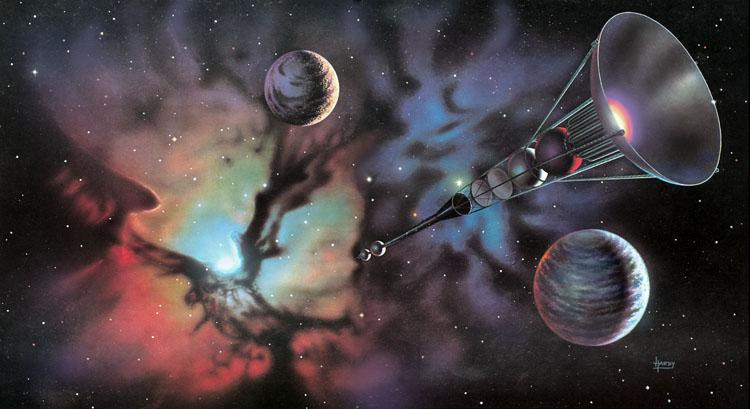 Photon Starship