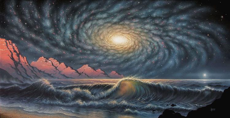 Ocean of Space
