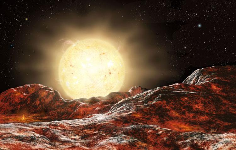 Kepler 10b
