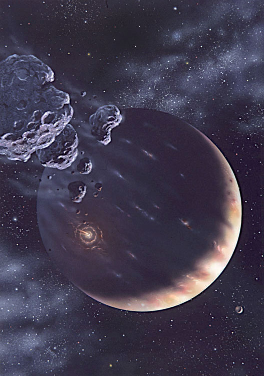 Comet SL-9 1
