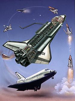 Shuttle Diagram