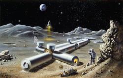 Moonbase 1.