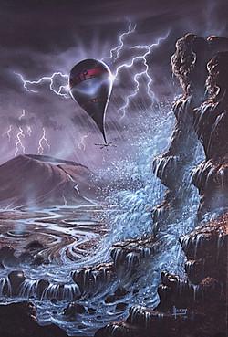 Terraforming Venus 1