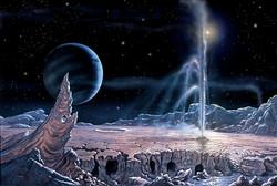 Geyser on Triton '89
