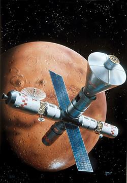 Mars in 1995!