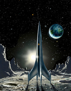 Retro Moon 2