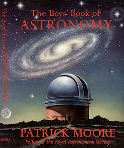 Boys Book of Astronomy '58