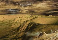 Venus Volcanoes 2