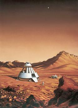Mars Lander 78