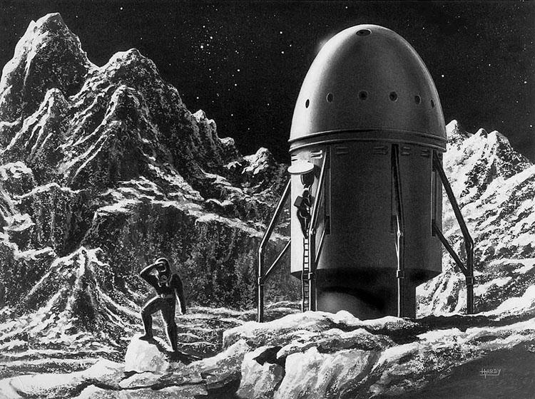 BIS Moon Landing, 1939