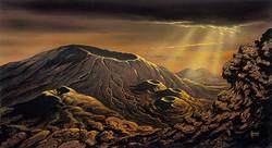 Volcanoes of Venus1
