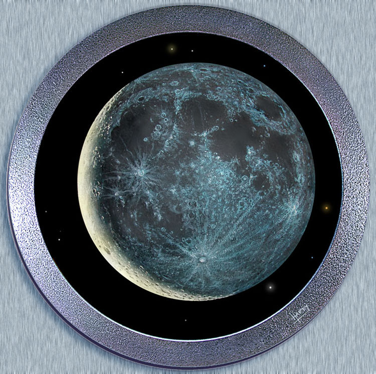 Crescent Moon Porthole