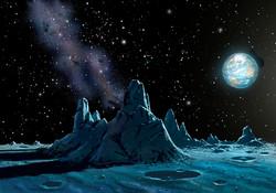 Retro Moon: Earthlight